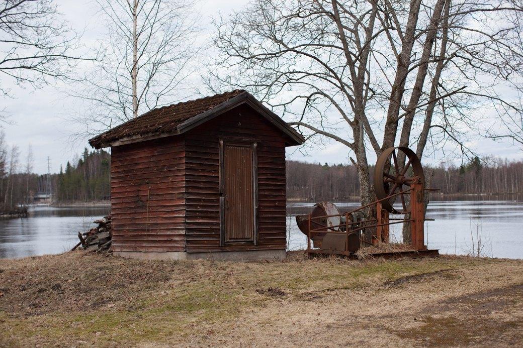 В музее на открытом воздухе «Карельский дом». Изображение № 43.