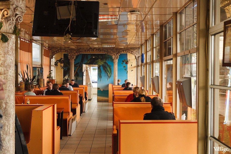 Боб-культура: 7 мест, где подают фалафель в Петербурге. Изображение № 3.