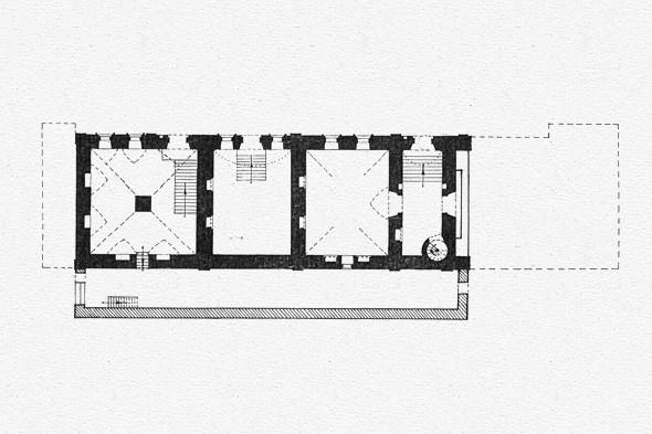План первого этажа. Изображение № 43.