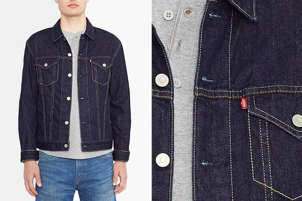 6 мужских джинсовок не дороже 7тысяч рублей. Изображение № 5.