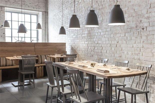 НаПятницкой открылся ресторан скандинавской кухни Björn. Изображение № 3.