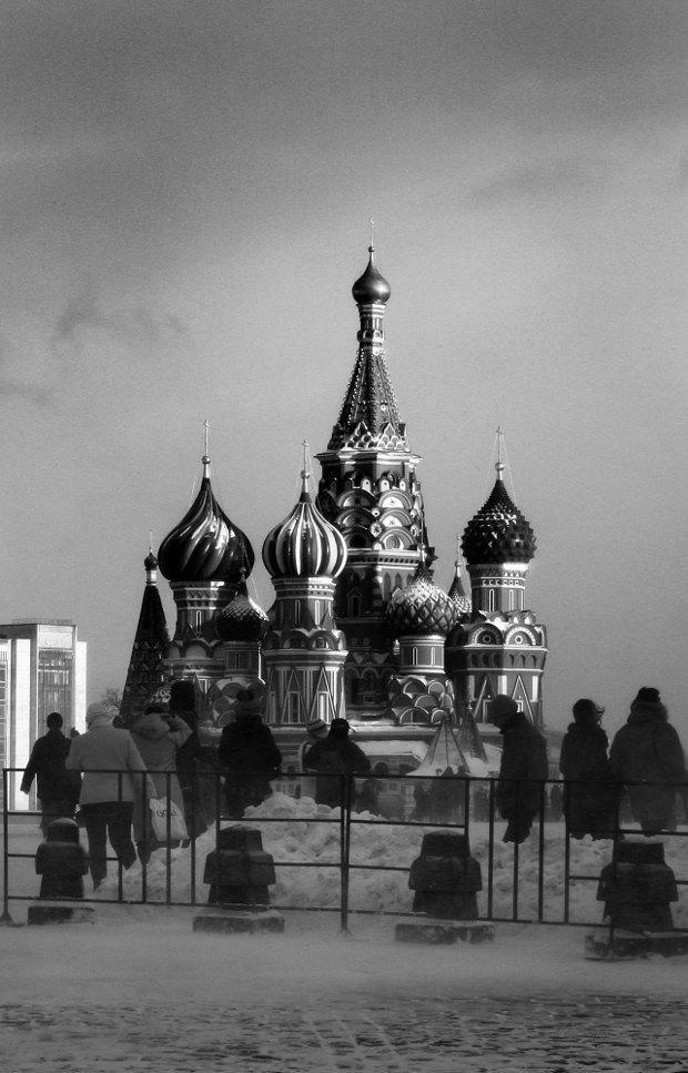 Камера наблюдения: Москва глазами Михаила Почуева. Изображение № 18.