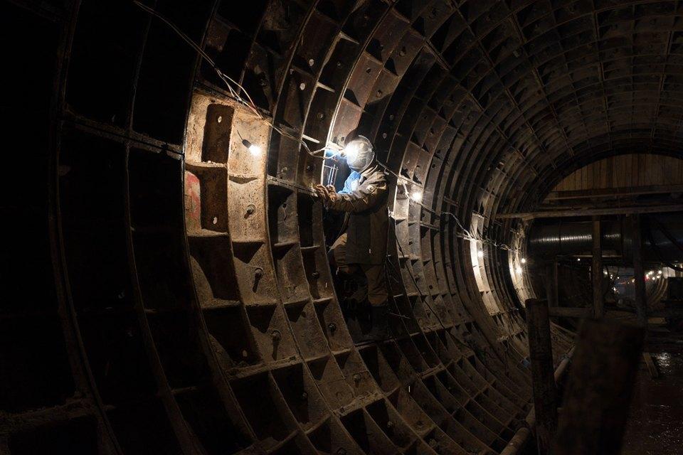 Как строят метро глубокого заложения. Изображение № 9.