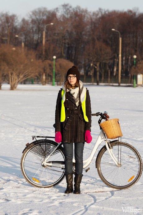 Люди в городе: Кто ездит зимой на велосипеде . Изображение № 7.
