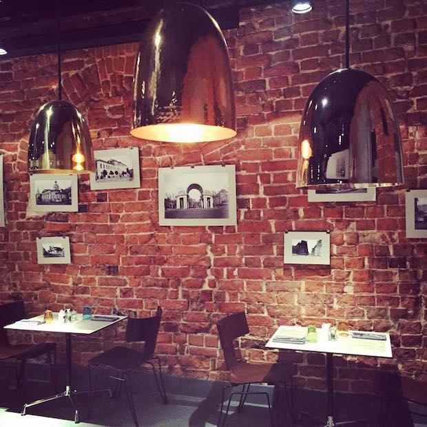 ВБольшом Знаменском переулке откроется итальянский ресторан Pinzeria by Bontempi. Изображение № 1.