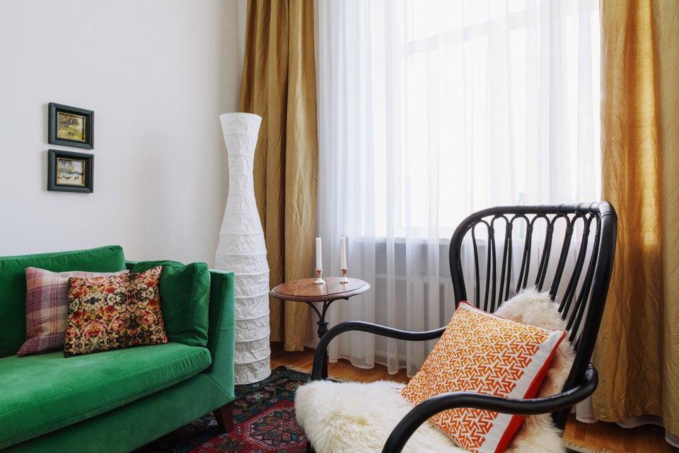 Двухкомнатная квартира топ-менеджера IKEA на«Маяковской». Изображение № 9.