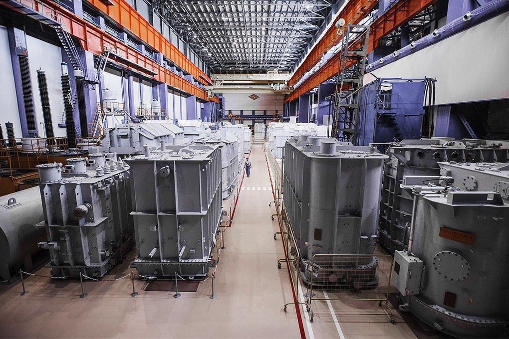 Производственный процесс: Как делают трансформаторы. Изображение № 20.