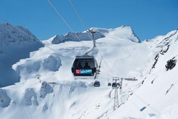 Изображение 2. Soelden. Альпийская Ибица.. Изображение № 10.