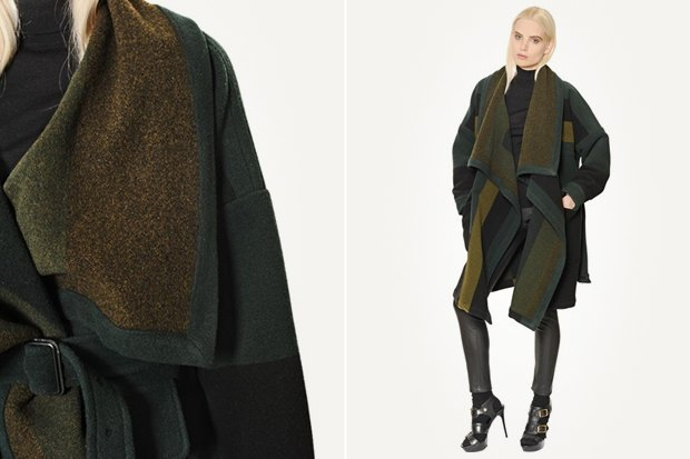 Где купить женское пальто: 9вариантов от 4500рублей до 58тысяч рублей. Изображение № 10.