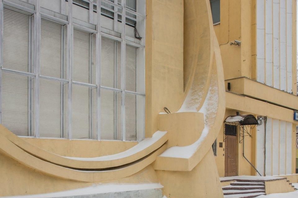 Архитектор Михаил Князев — осамых необычных автомобильных гаражах Москвы. Изображение № 10.