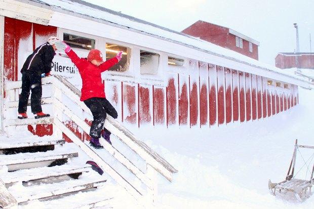Как утепляются жители Канады, Швеции, Норвегии и Гренландии. Изображение № 18.