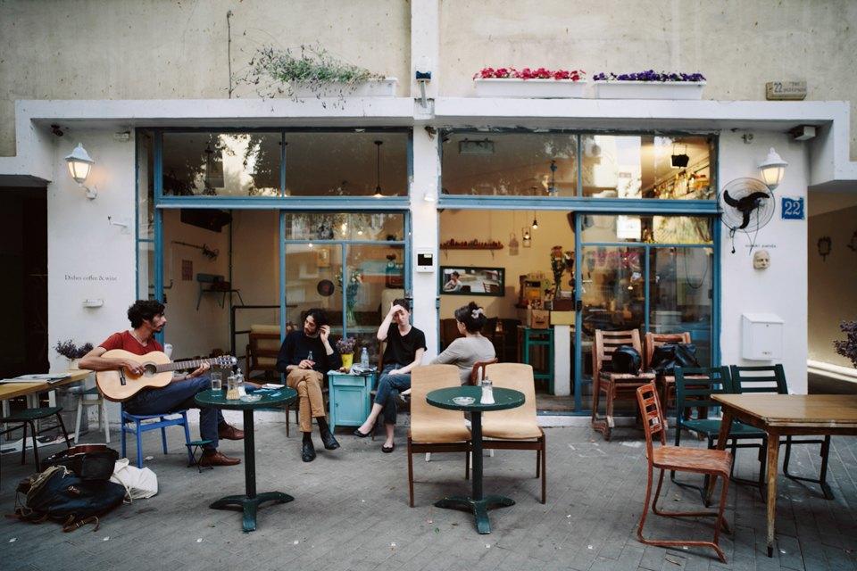 Флорентин, квартал баров ивечеринок в Тель-Авиве. Изображение № 17.