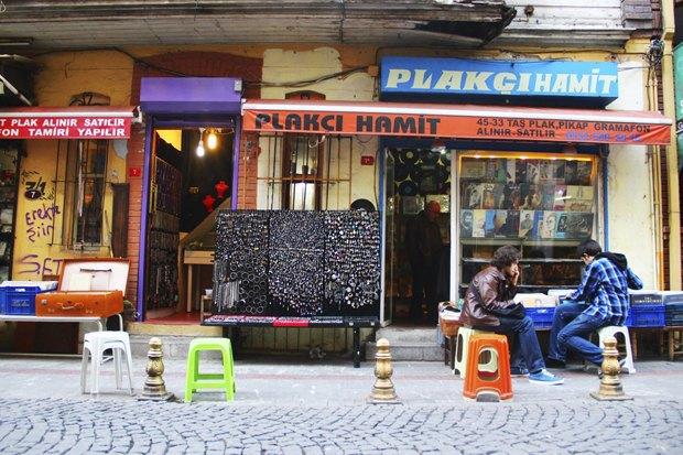 Кадыкёй Тарихи Чарши, гастрономический квартал. Изображение № 6.