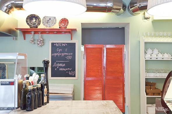 Новое место (Петербург): Caffe Centrale. Изображение № 12.