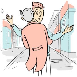 Правила городского этикета. Изображение № 8.