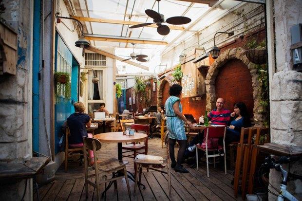 10 мест вТель-Авиве, куда ходят сами тельавивцы. Изображение № 30.