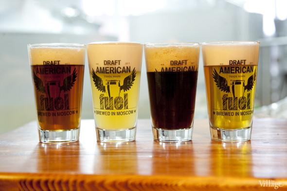 Четыре вида пива Fuel. Изображение № 41.