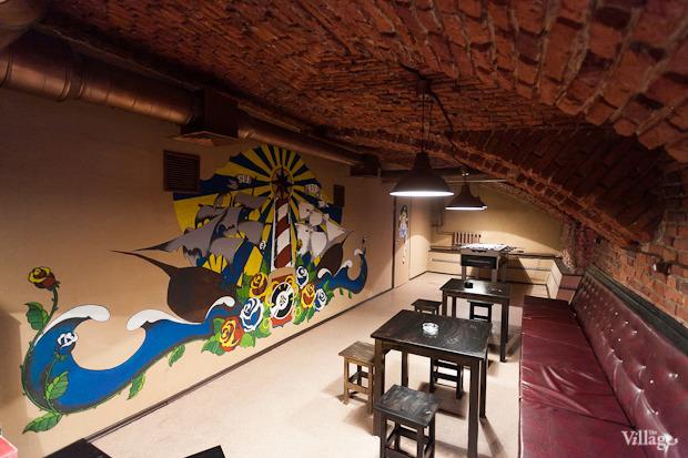 Новое место (Петербург): Real Deal's Oldschool Bar . Изображение № 9.