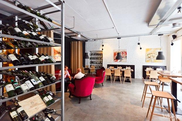 Новое место: Винный бар Vinostudia. Изображение № 7.