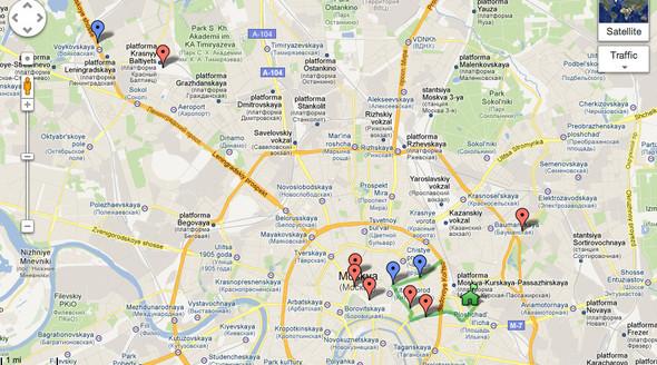 В Москве появились партизанские дорожные знаки. Изображение № 13.