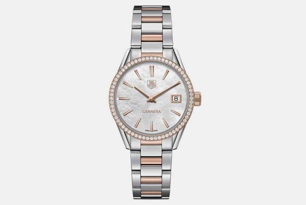 Самые дорогие и самые бюджетные часы Tag Heuer. Изображение № 1.