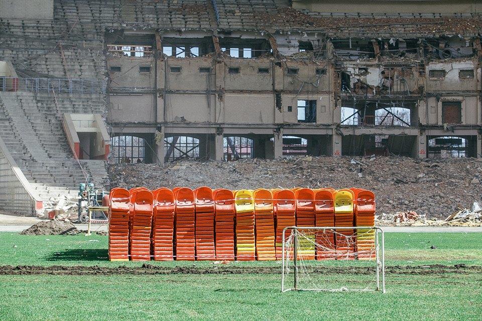 Как сейчас выглядит стадион «Лужники». Изображение № 15.