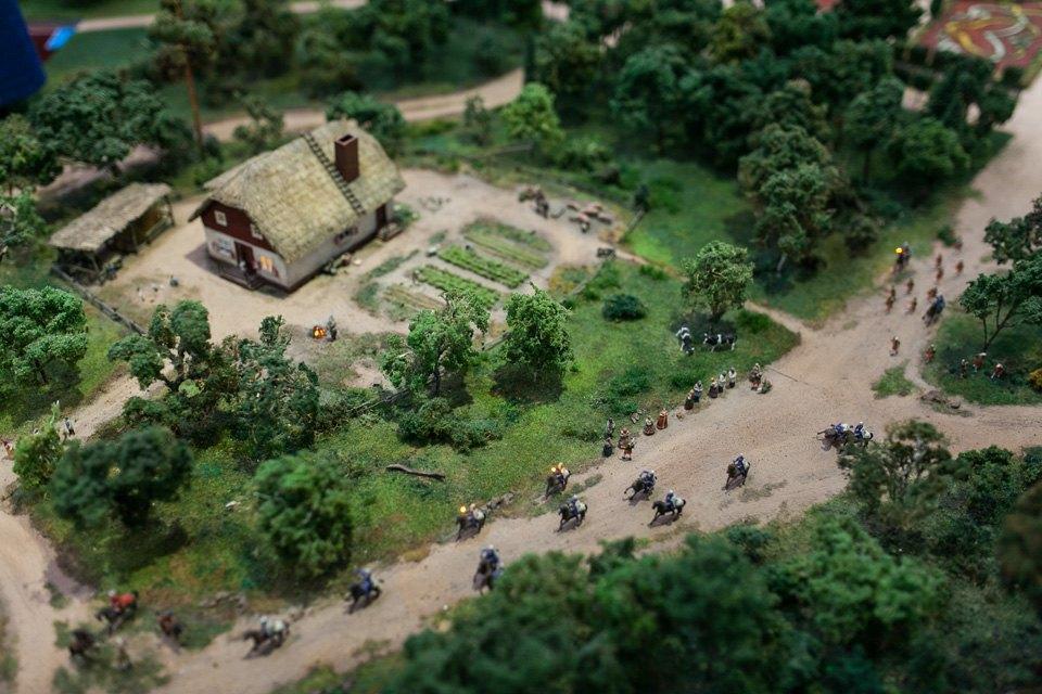 Как выглядит макет исторического Петербурга . Изображение № 4.