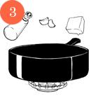 Рецепты шефов: Пенне ригате с мидиями и тыквой. Изображение № 6.