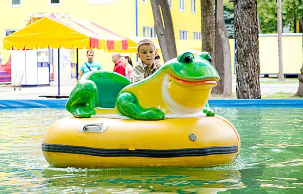 Карусель-карусель: 6 московских парков аттракционов. Изображение № 13.