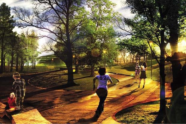 Парк «Ходынское поле» построят попроекту LAND Milano Srl.. Изображение № 2.