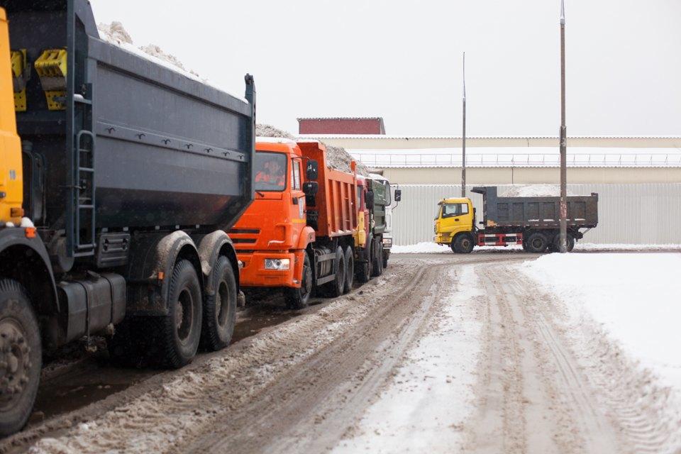 Летел и таял: Как в Москве плавят снег. Изображение № 14.