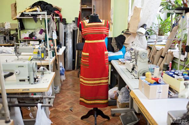 Гид по ателье: Где в Москве пошить новую или переделать старую одежду. Изображение № 33.