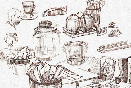 Пластилиновое кафе Didu. Изображение № 3.