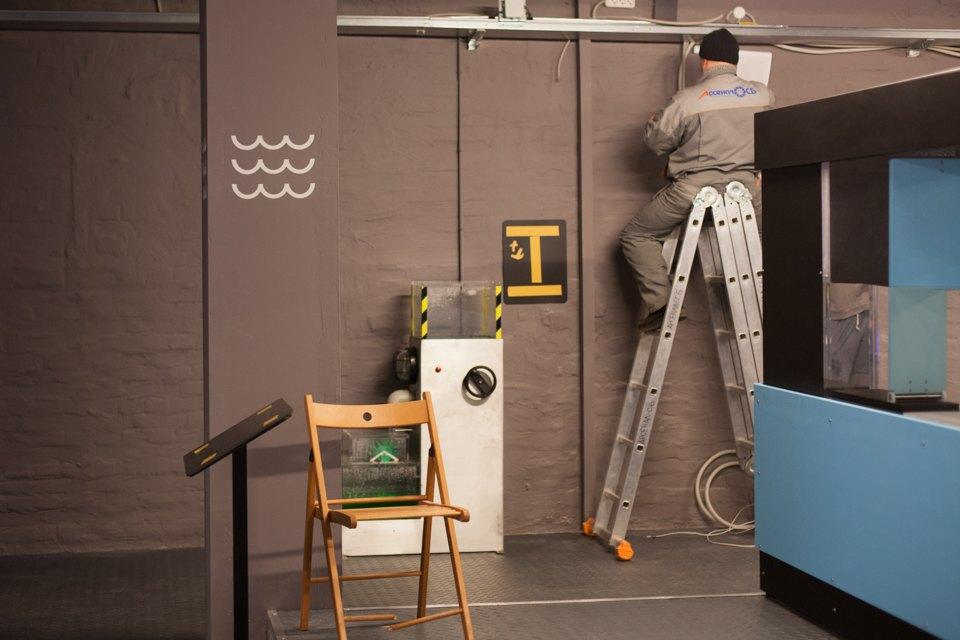 Ковёр-самолёт, самодельное цунами и конфета-мираж в новом здании музея «Экспериментаниум». Изображение № 26.