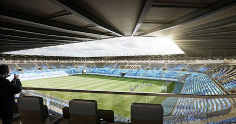 «Зенит» построит новый стадион к концу года. Изображение № 2.