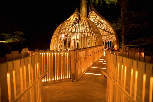 Дизайн от природы: Ресторан-кокон и «тунцовая» электростанция . Изображение № 5.