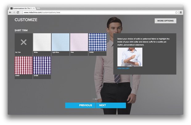 Гид The Village: 11 онлайн-конструкторов одежды и обуви. Изображение № 41.