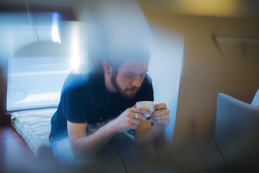 Double B: Сеть кофеен, зарабатывающая на продаже кофе конкурентам. Изображение № 8.
