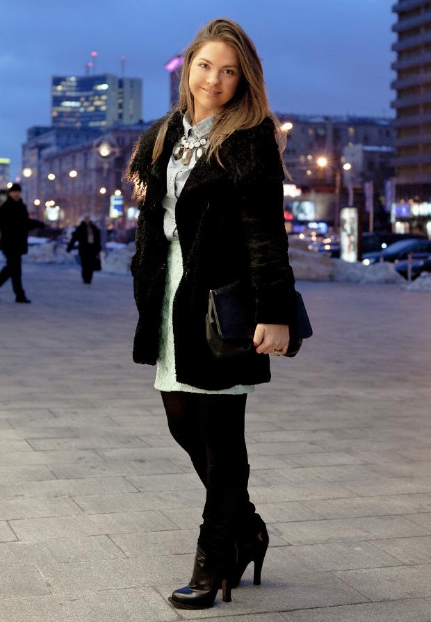 Внешний вид: Юлия Чеканова, PR-директор. Изображение № 1.