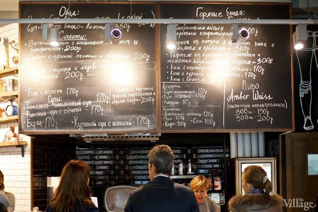 Кафе Farmer'sDiner. Изображение № 6.