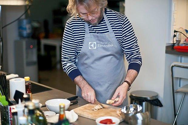 Шеф дома: Том ям и сашими из тунца Геннадия Иозефавичуса. Изображение № 18.