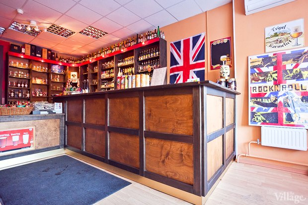 Все свои: Пивбар и магазин на «Пионерской». Изображение № 3.