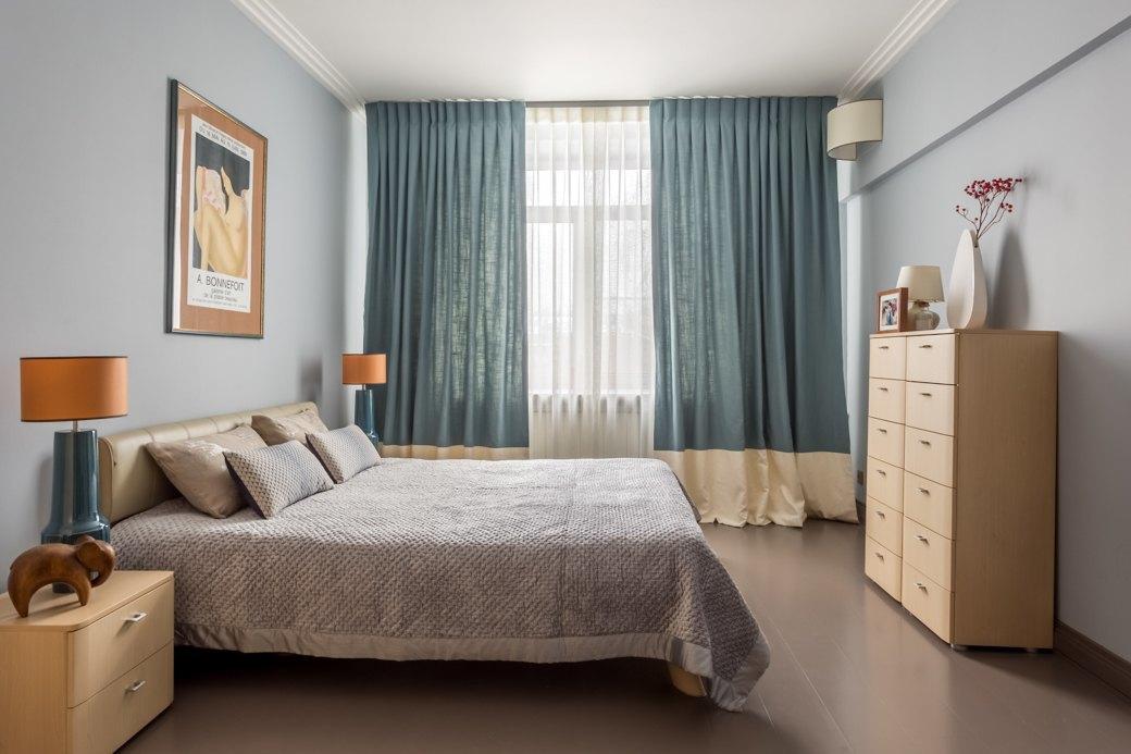 Квартира с яркими акцентами длябольшой семьи. Изображение № 9.