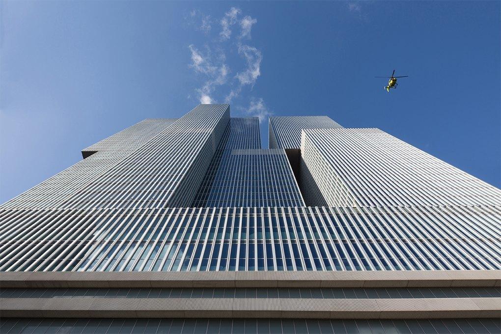 Hopes Tech: 15 самых эффектных небоскрёбов мира. Изображение № 10.