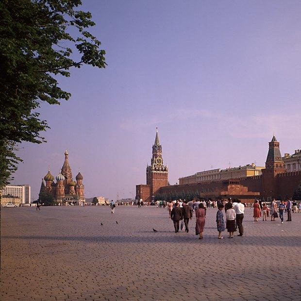 Камера наблюдения: Москва глазами Александра Викторова. Изображение № 8.