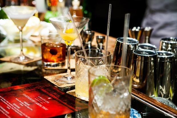 Прямая речь: Шеф-бармен Карина Тсоу— ококтейлях итенденциях. Изображение № 1.