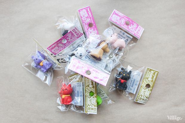 Стиральная резинка Iwako — 45 рублей/штука. Изображение № 34.