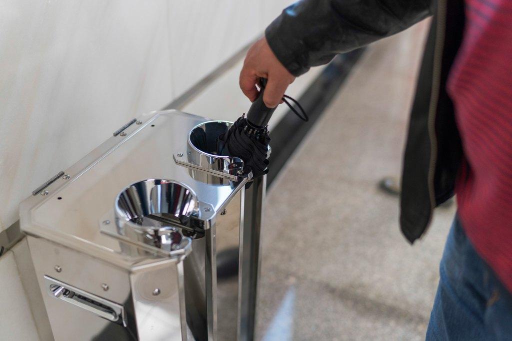 Зонтпэкер изарядка для гаджетов—как устроена станция метро «Котельники». Изображение № 19.