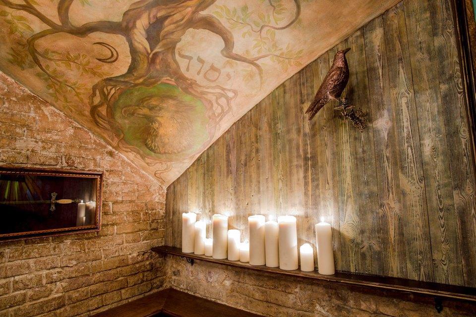 Ресторан ибар Mitzva bar. Изображение № 16.