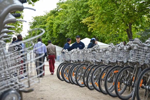 Иностранный опыт: 3 общественных велопроката Европы. Изображение № 8.